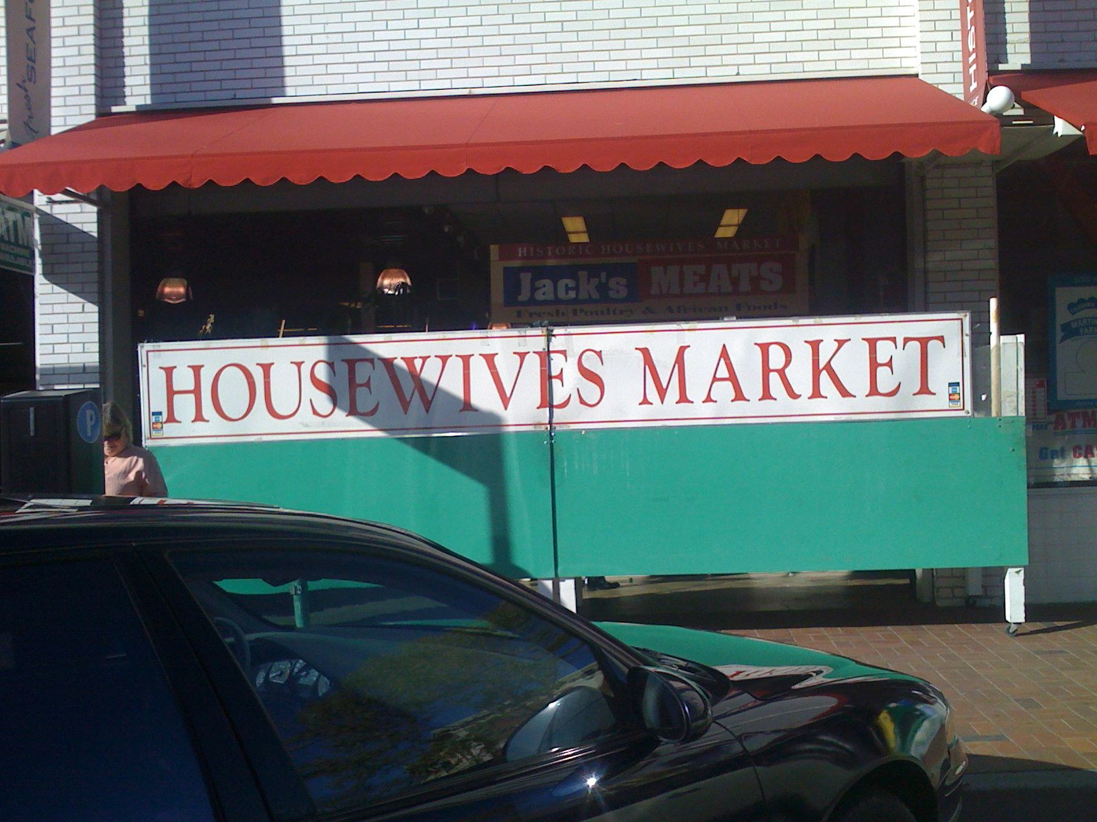 Housewives Market