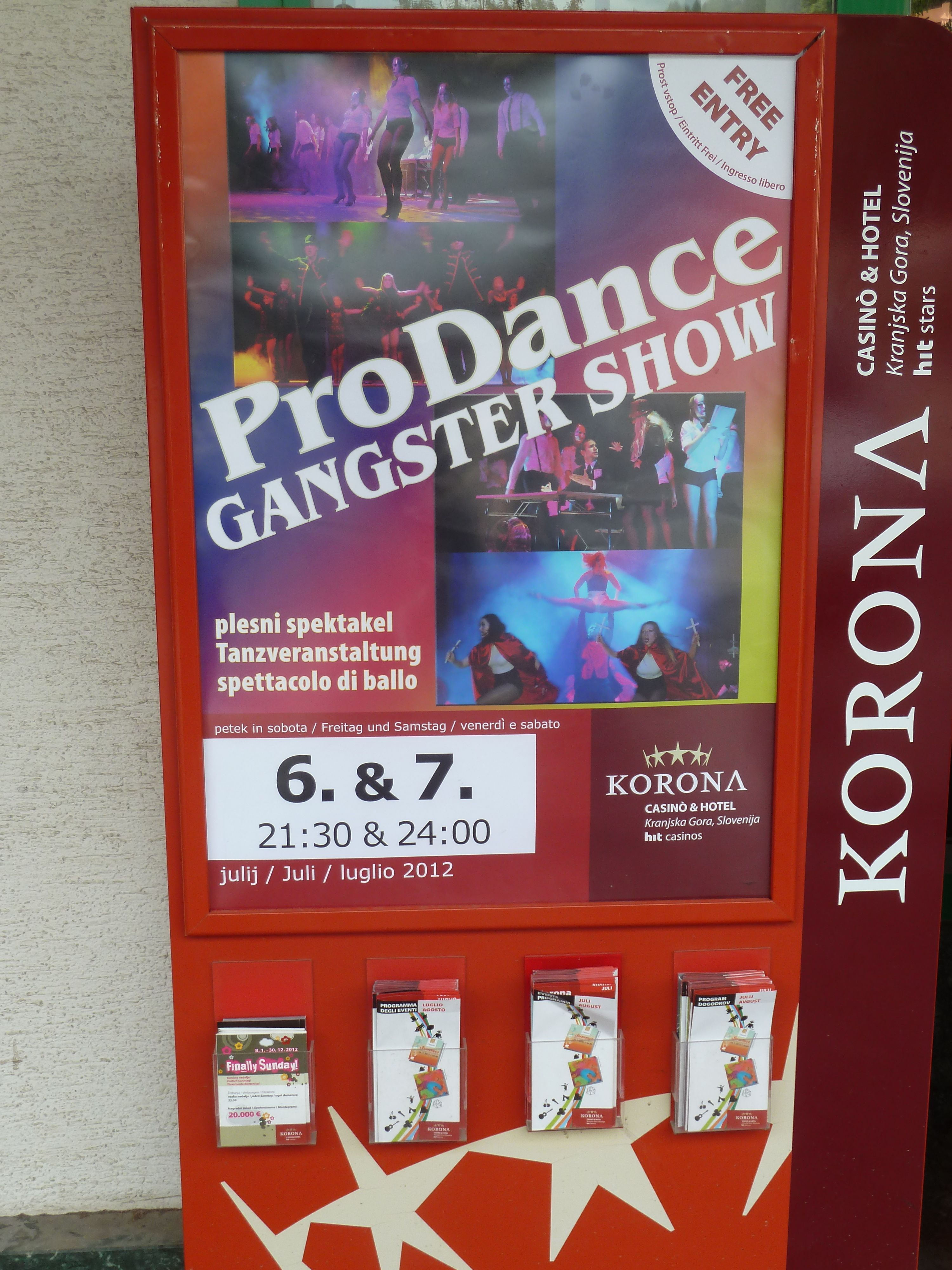 Pro Dance Gangster Show