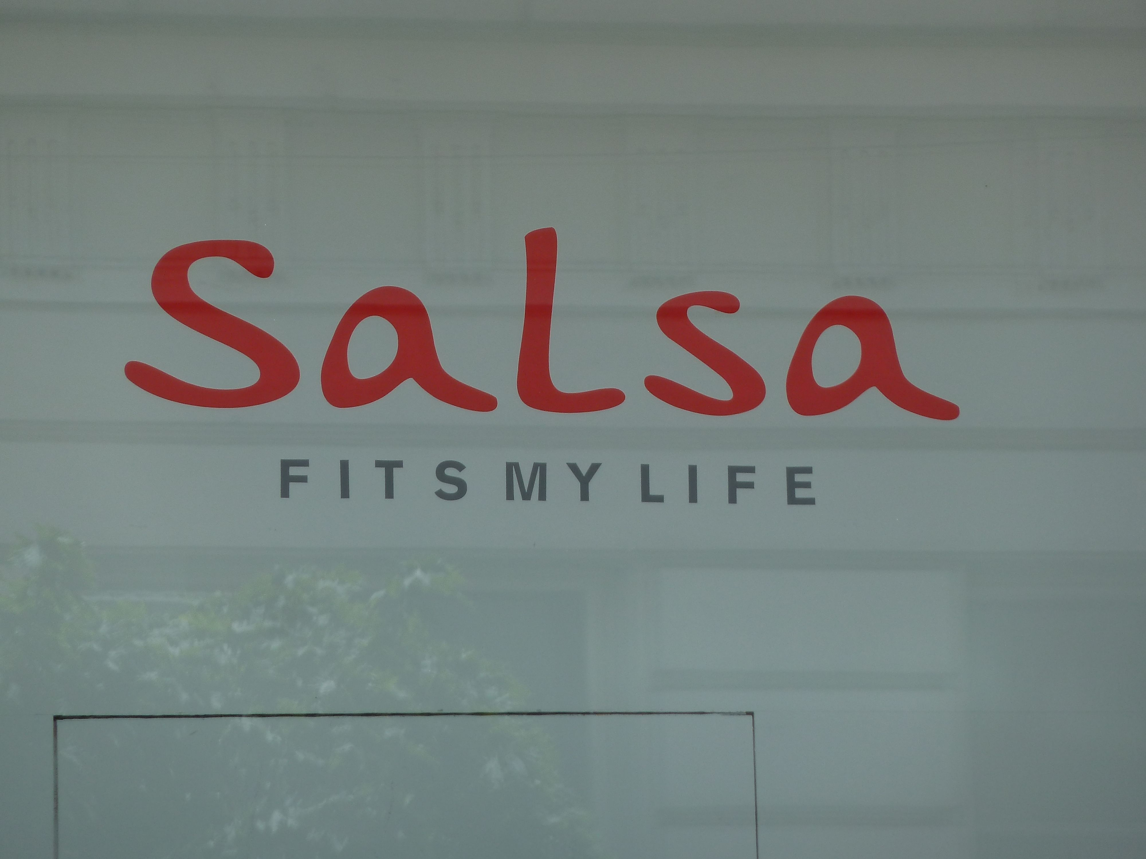 Salsa Fits my life